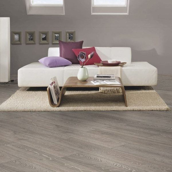 Super Natural Classic The Premium Laminate Floor Krono Original 12mm Eurostyle Castle Oak