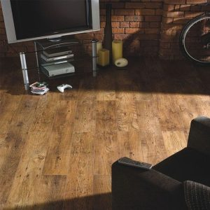 Room in Krono Super Natural Laminate antique Oak 9195