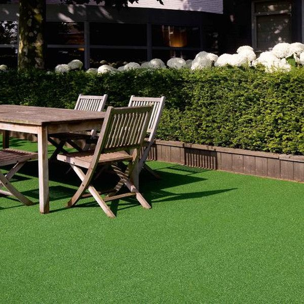 Edge Artificial Grass - Quick Fix Budget solution to greening area for events