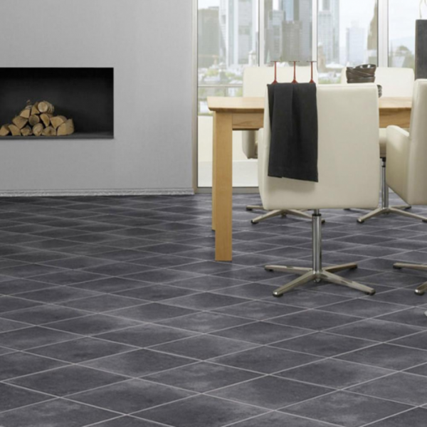 Krono Anthracite Tile Laminate Flooring Laminate Flooring Ideas