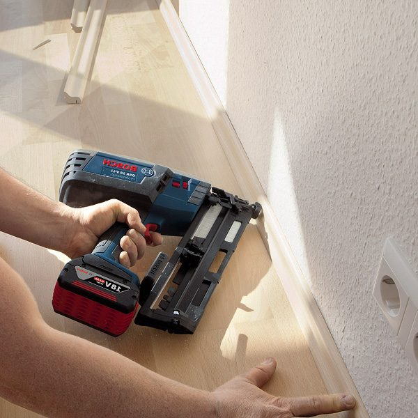 Scotia Beading is simply fixed to your skirting board