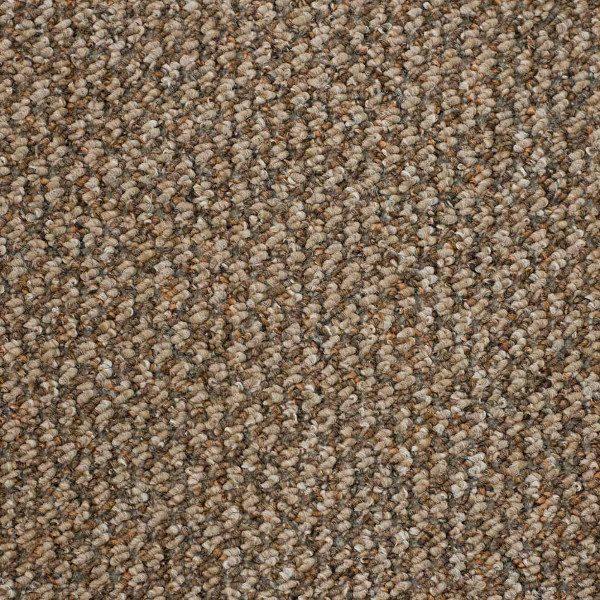 Barcelona loop pile carpet 7918 Cognac Swatch