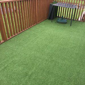 Grass Patio Image