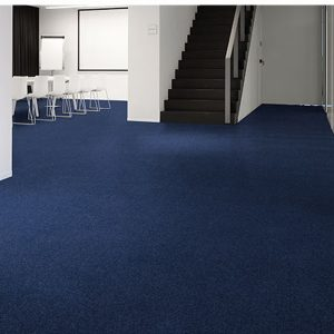 New Timbuktu Carpet Blue Carpet Room Image