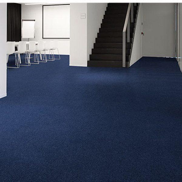 New Timbuktu Carpet Blue Carpet Room Image