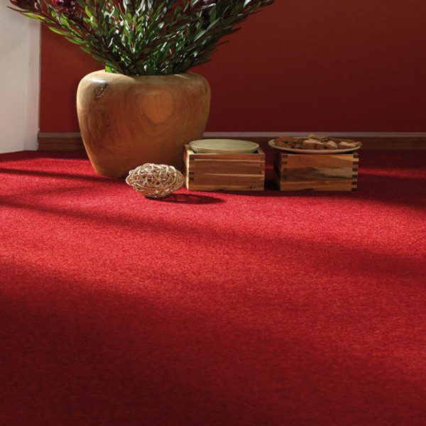Dallas Carpet Red Room Image