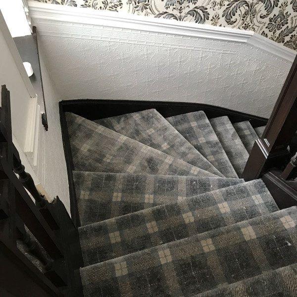 Imperial Tartan Stairs & Landing Image