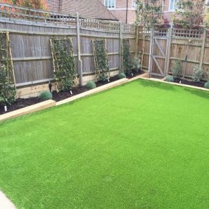 Everest Artificial Grass Garden 600x600