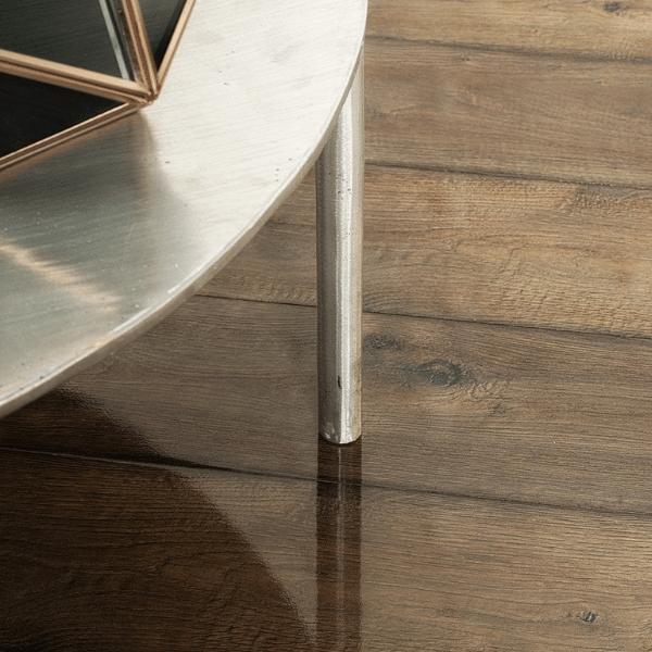 8mm HighGloss Posino Oak Laminate